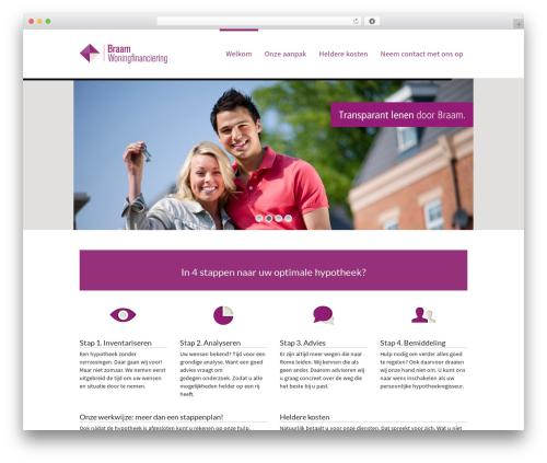 JOYN. WordPress template - braamwoningfinanciering.nl