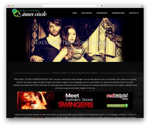 WordPress theme Jupiter - brisbaneinnercircle.com