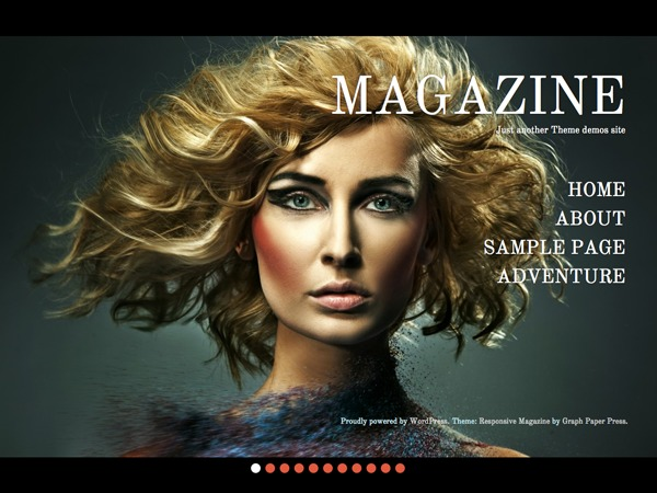 ReMag WP theme