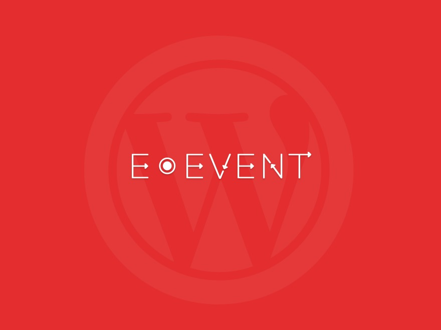 E-event WordPress theme