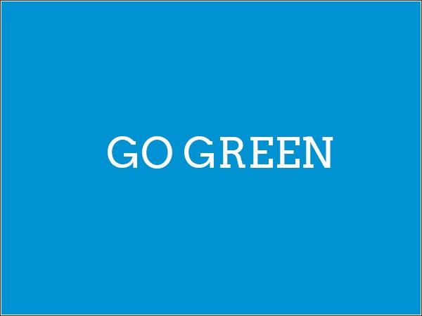 goGreen business WordPress theme