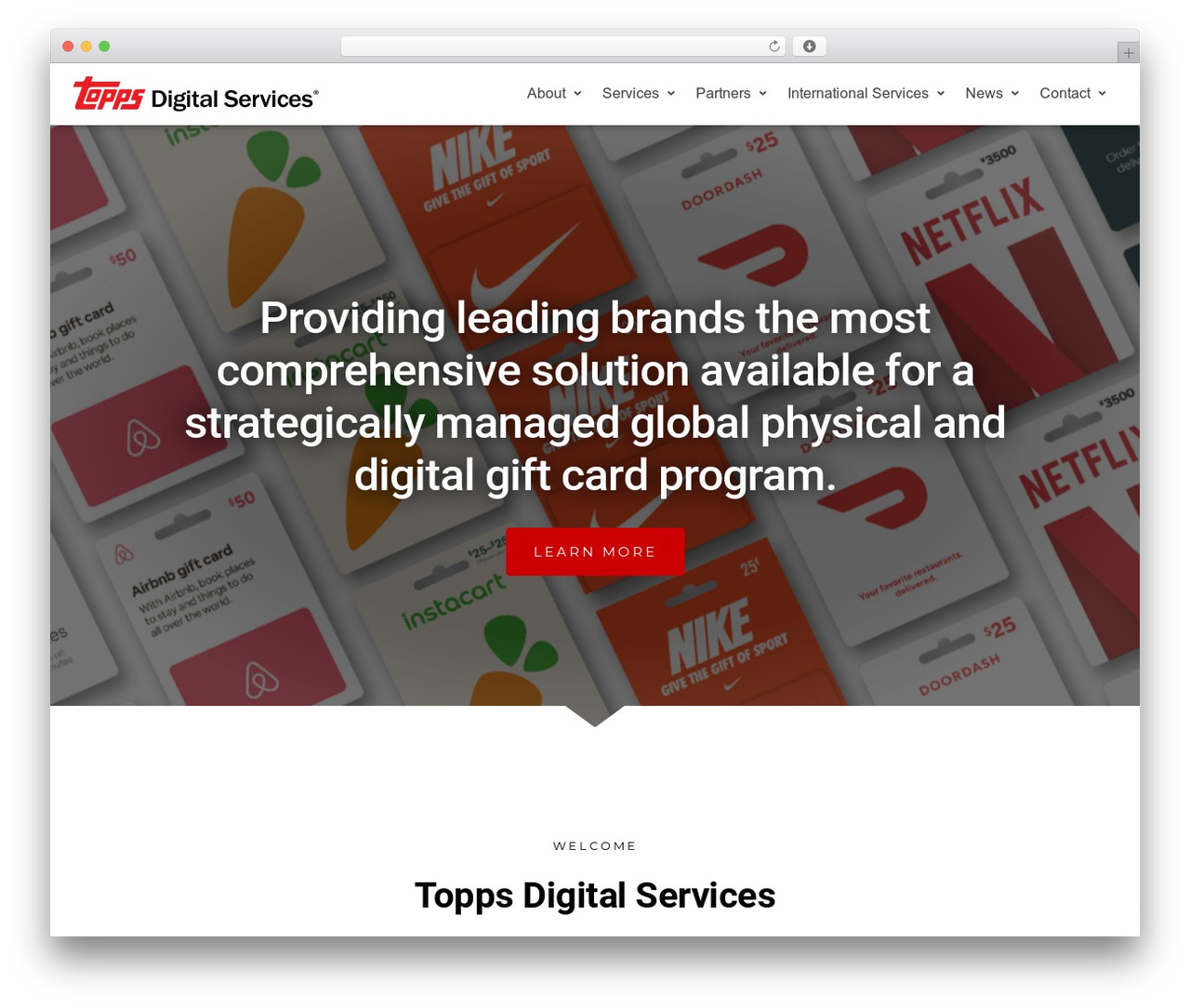 Neve best WooCommerce theme - toppsdigitalservices.com