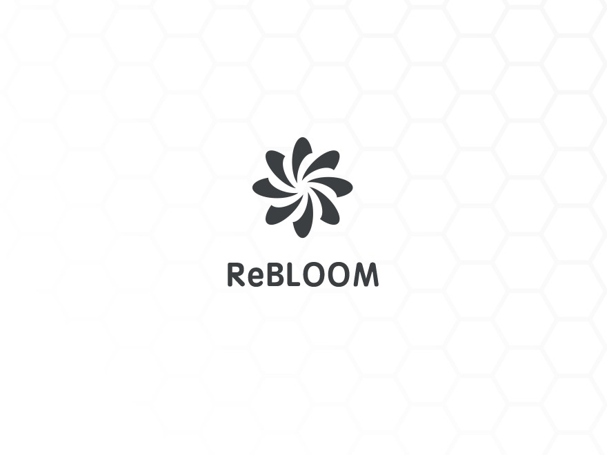 Rebloom WordPress template