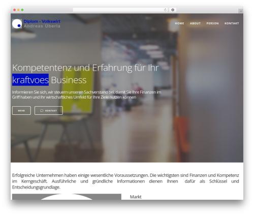 SmartMVP theme WordPress - ueberla.de
