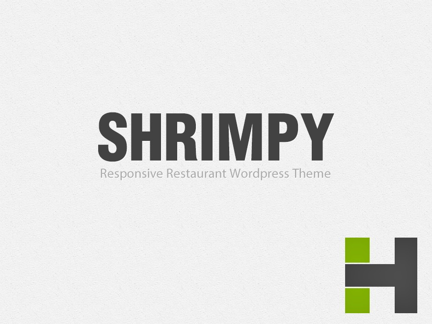 Template WordPress Shrimpy