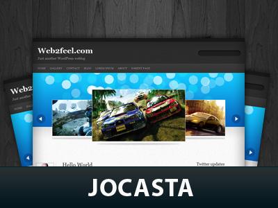 WordPress theme Jocasta