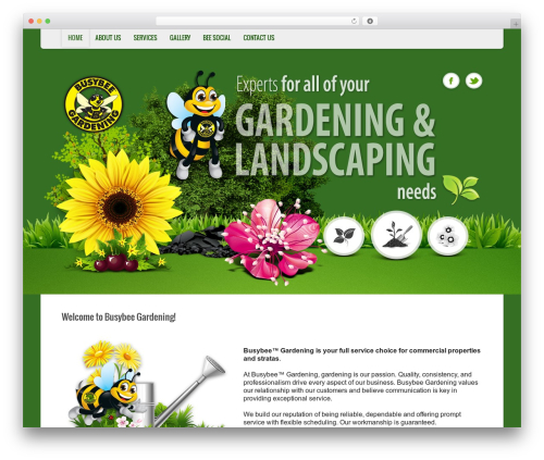 WordPress captcha plugin - busybeegardening.com