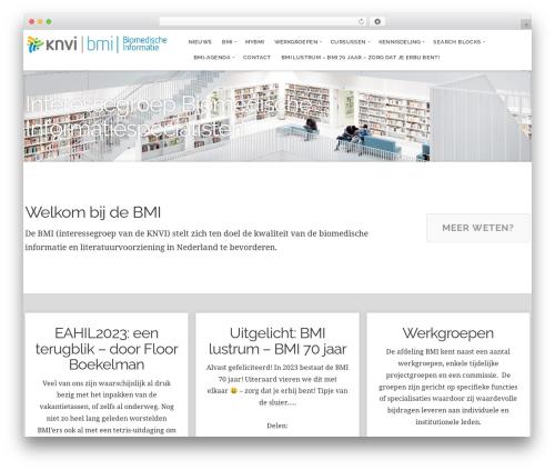 Free WordPress Companion Sitemap Generator plugin - bmi-online.nl