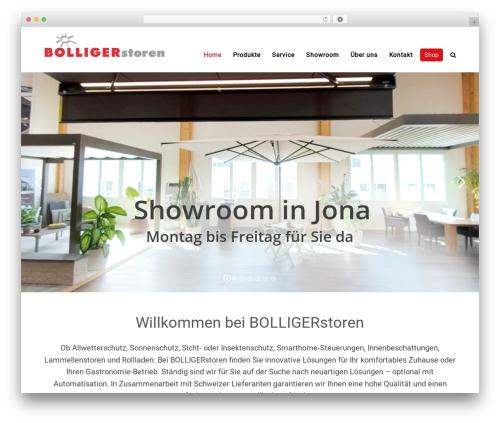 Total template WordPress free - bolligerstoren.ch