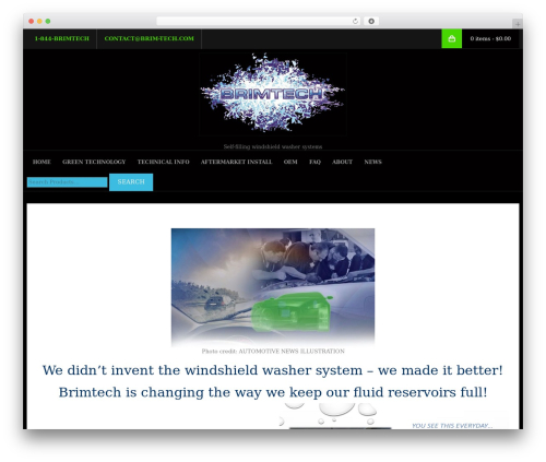 WP template SimpleGreat - brim-tech.com