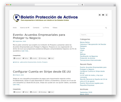 Catch Base Pro WP template - boletinprotecciondeactivos.com