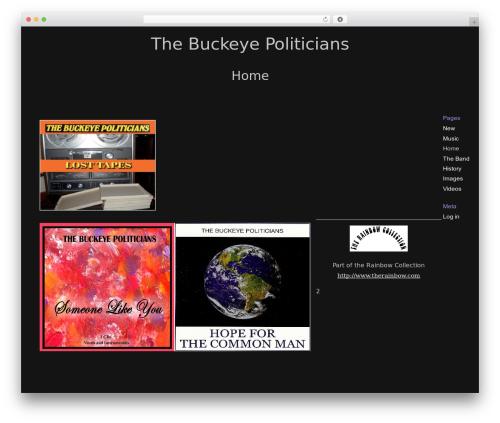 Tomorrow WordPress theme - buckeyepoliticians.com