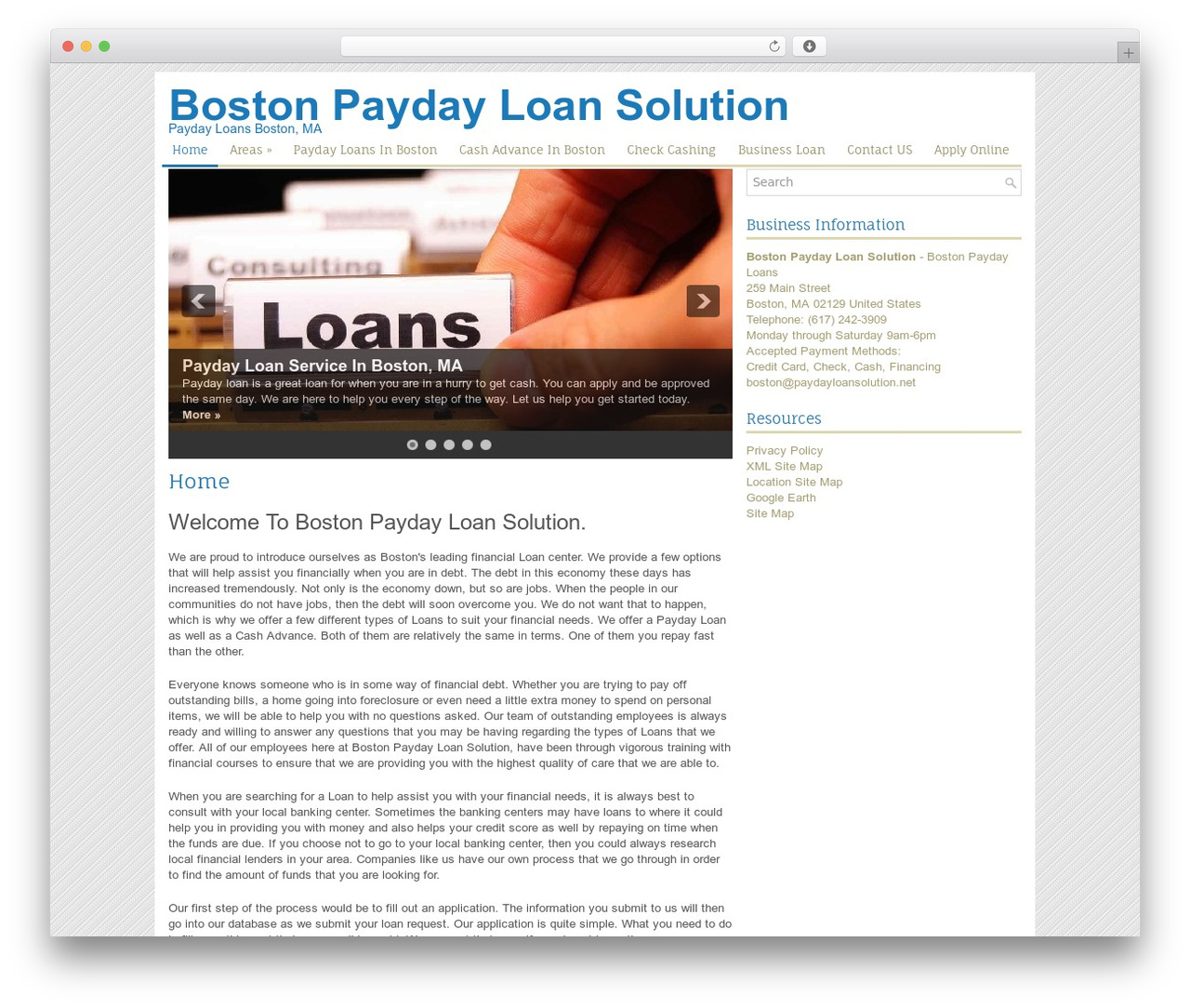 CreditRepair Best WordPress Template
