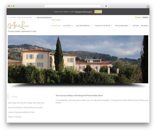 Free WordPress Responsive Lightbox plugin - borgodelponte.it