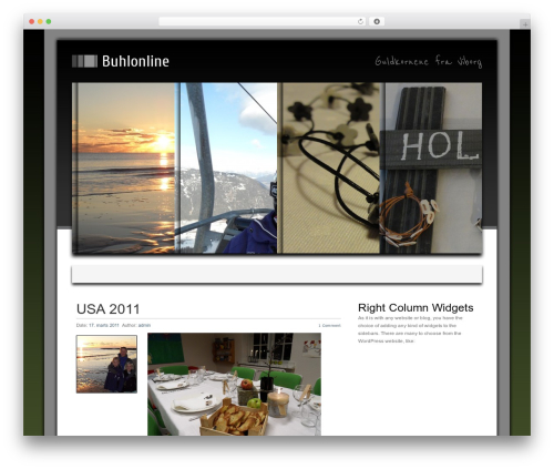 Layers Theme WordPress theme - buhlonline.dk
