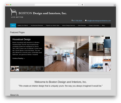 Free WordPress Free Squeeze Page, Landing Page Builder & Templates Creator For WordPress plugin - bostondesignandinteriors.com