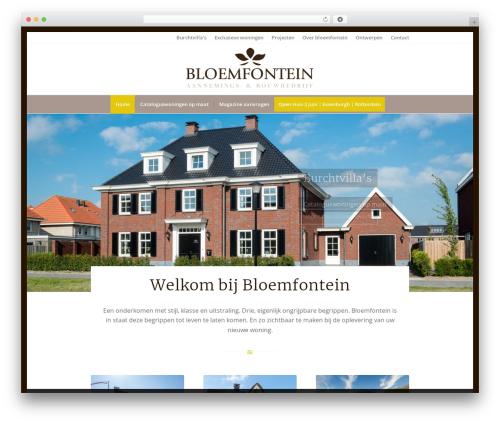 Free WordPress Recent Facebook Posts plugin - bloemfontein.nl
