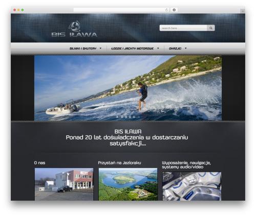 Radial Premium Theme best WordPress theme - bis-ilawa.pl