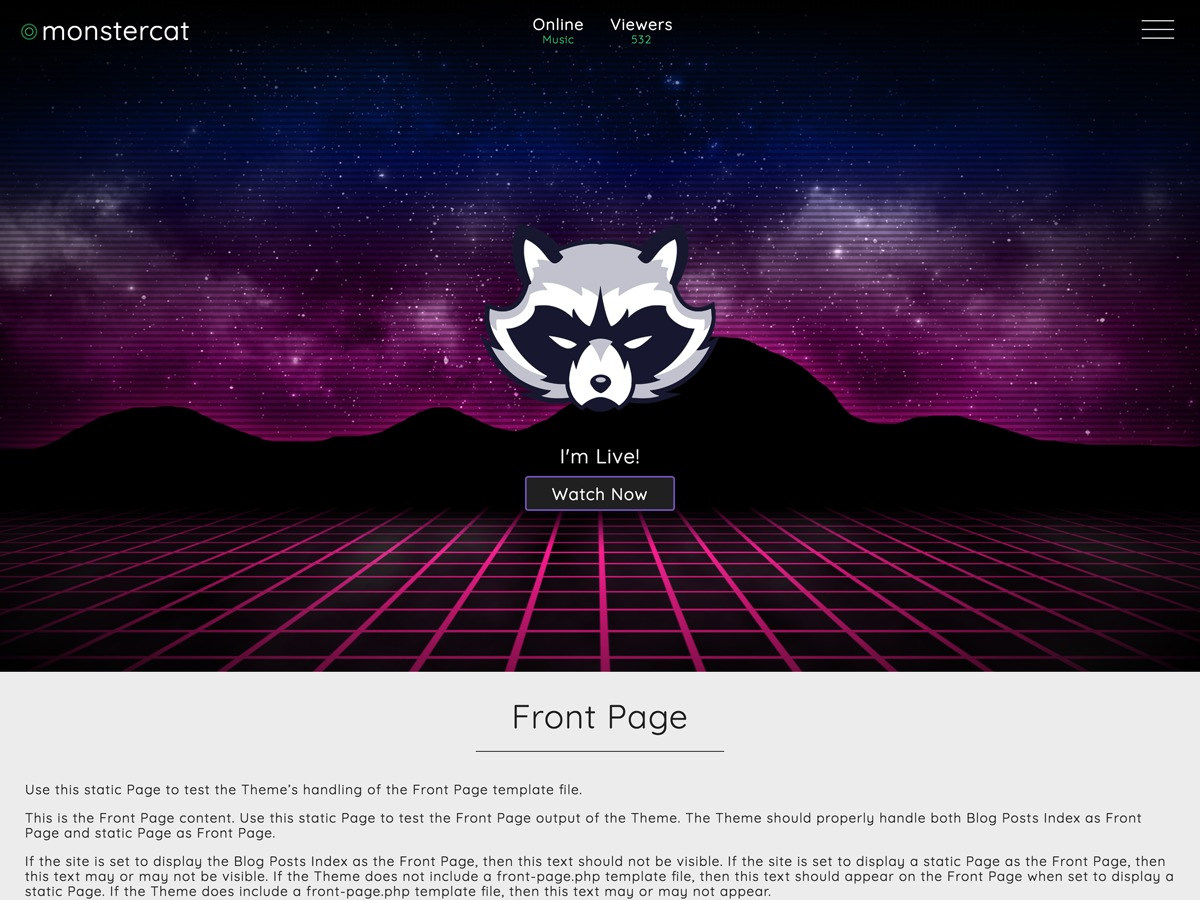 Broadcast Lite best WordPress magazine theme