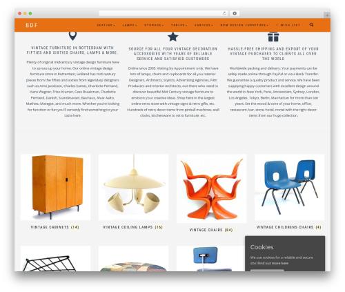 ShopIsle PRO WP theme - bomdesignfurniture.com