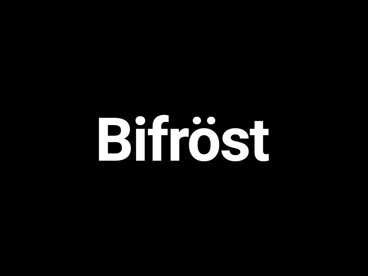 Bifrost WP template