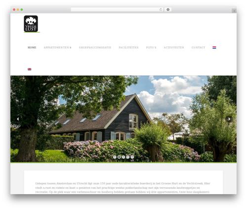 Free WordPress TablePress plugin - boerderijvredelust.com