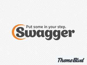 Swagger personal WordPress theme