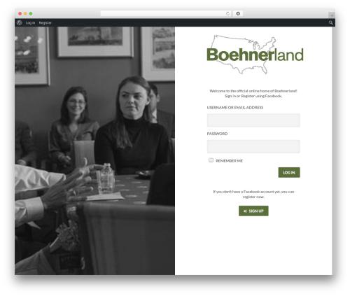 Free WordPress Wise Chat plugin - boehnerland.com/login