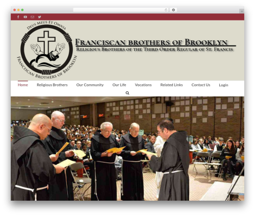 Avada Child theme WordPress - franciscanbrothersosf.org