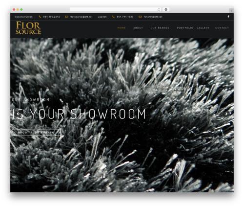 Best WordPress theme Archi - florsource.com