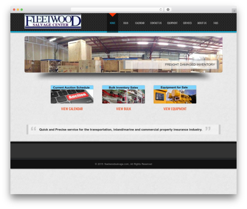 D5 Business Line Extend WP template - fleetwoodsalvage.com