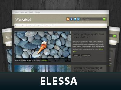 Elessa WordPress theme