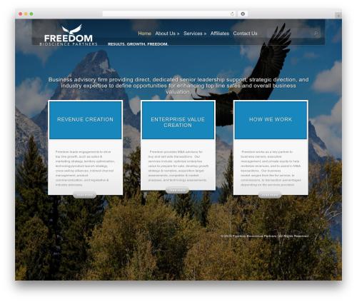 InStyle WordPress theme by Elegant Themes - ristorantebenvenuti.it