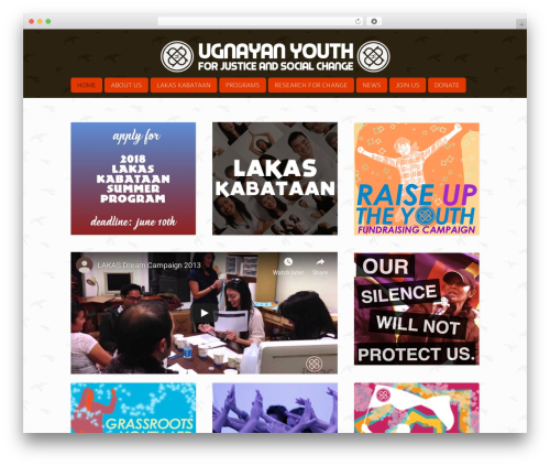 WordPress instagram-picture plugin - ugnayanyouth.org