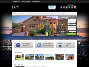 Theme WordPress Ivy 2