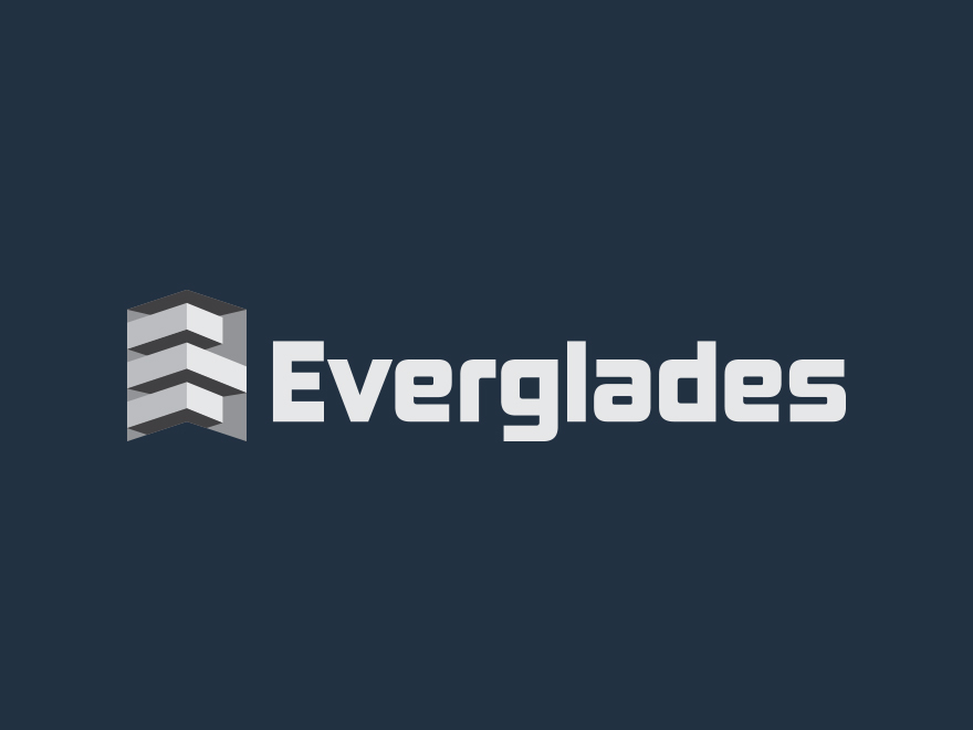 WordPress template Everglades