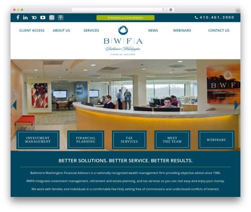 Free WordPress Constant Contact Forms plugin - bwfa.com
