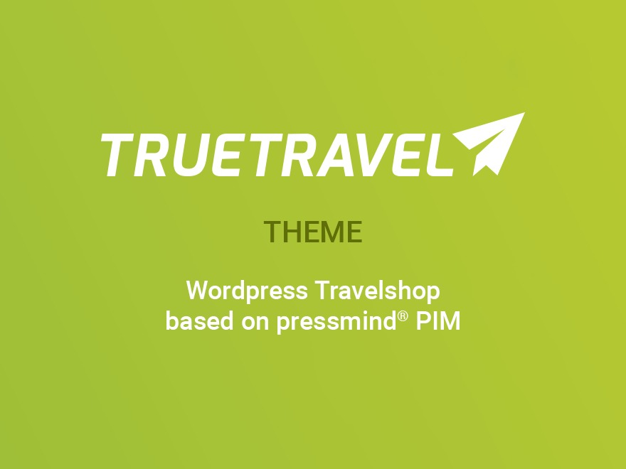 truetheme WordPress store theme