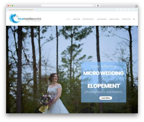 WordPress wprocketlayerslider plugin - bluemediaworksphotography.com
