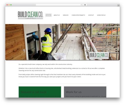 Jewel Business WordPress business WordPress theme - buildcleancompany.com