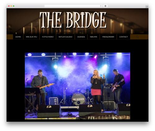 Twenty Thirteen template WordPress free - bridgemusic.nl