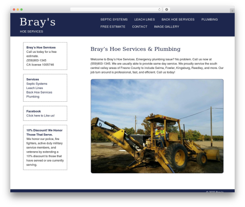 eyesite WordPress theme download - brayshoeservices.com