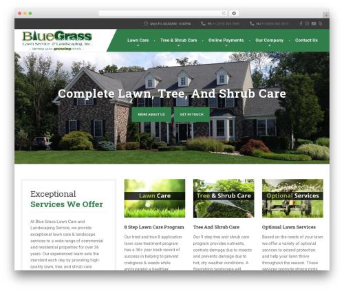 WordPress essential-grid plugin - bglawnservice.com
