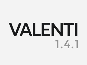 Best WordPress theme Valenti