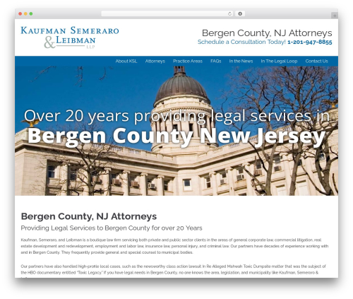 WordPress pa-login plugin - bergencountyattorneys.com