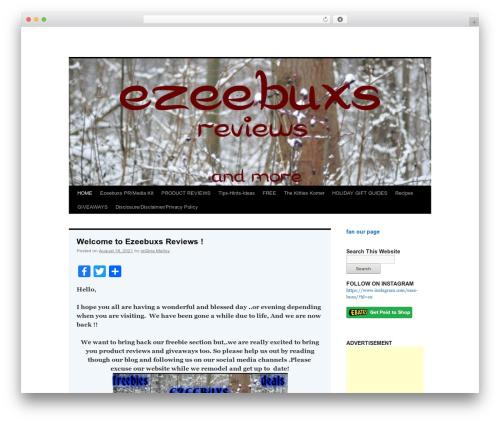 Free WordPress WordPress Follow Buttons Plugin – AddThis plugin - ezeebuxs.com