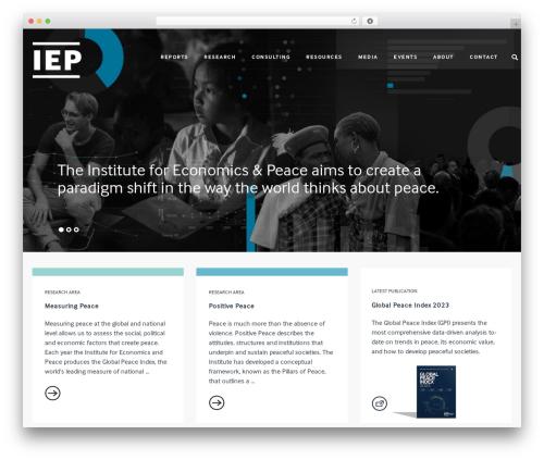 WordPress wonderplugin-gallery plugin - economicsandpeace.org