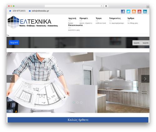 Arkitekt WP template - eltexnika.gr
