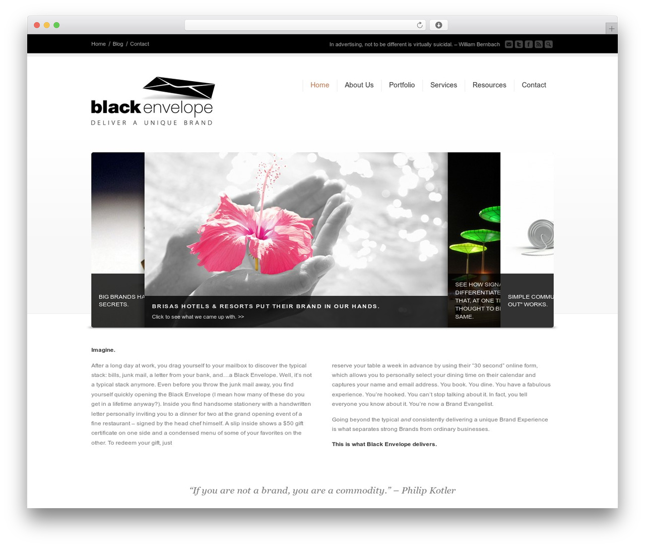Corona theme WordPress - blackenv.com