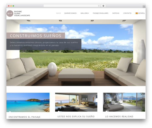 MAMMOTH-WP landscaping WordPress theme - bivplandscape.com